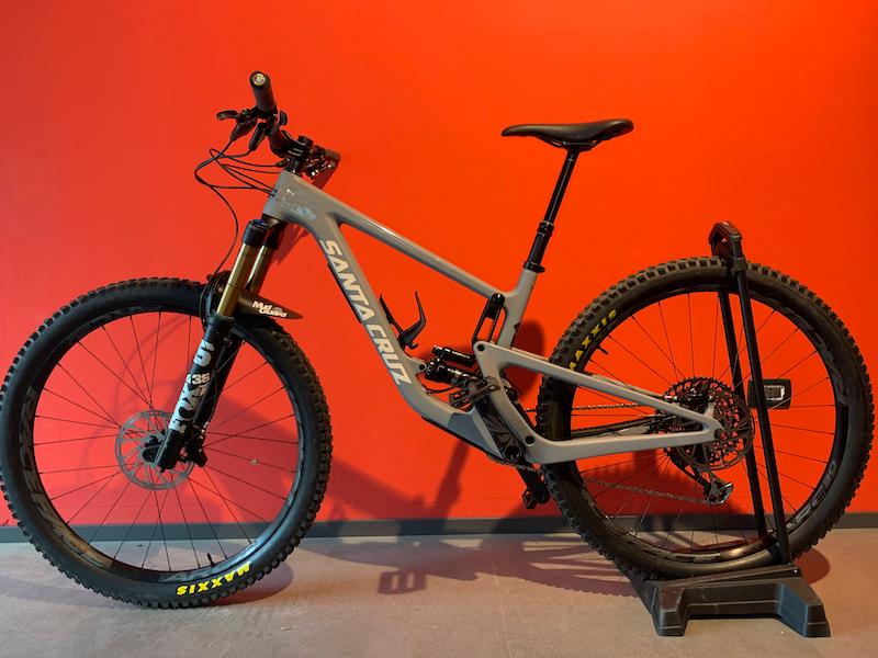 Santa cruz hightower cc bici usata - Grigio Chiaro