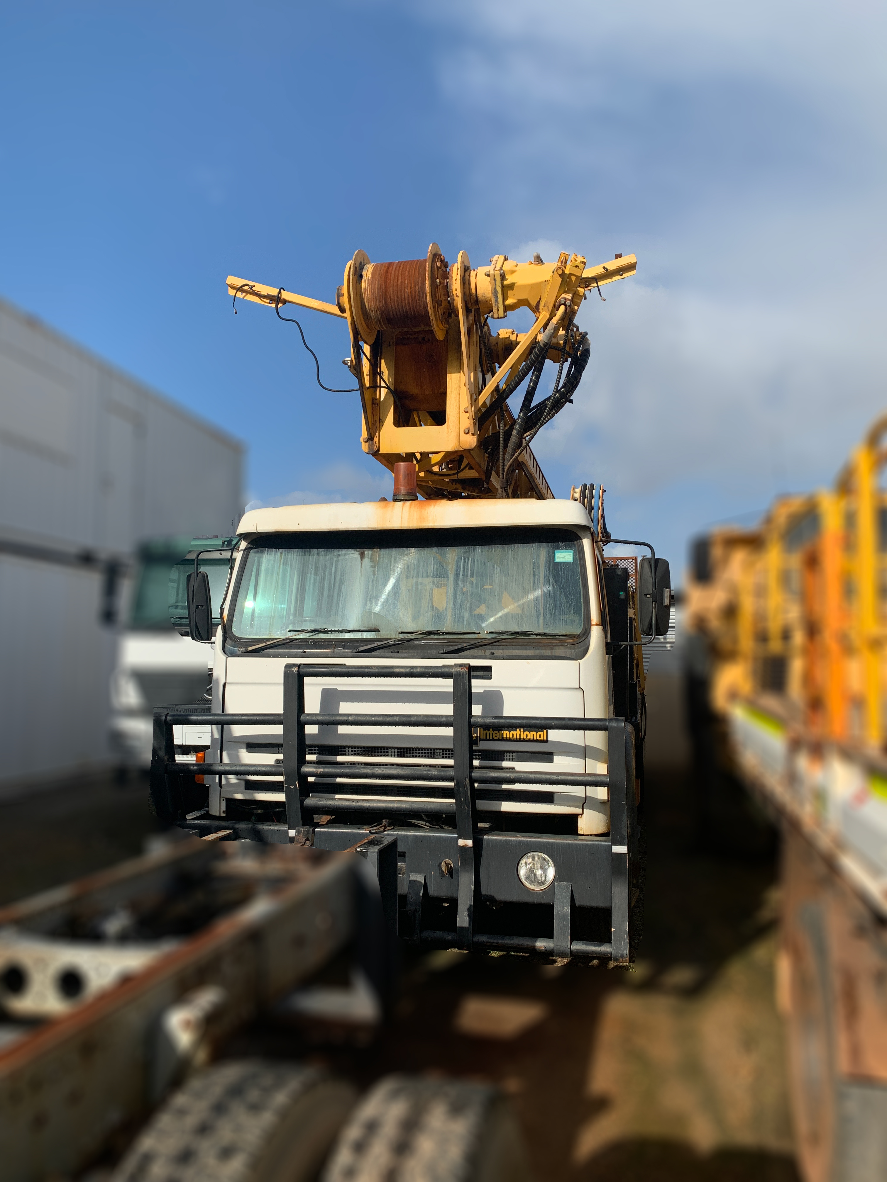 KL 1500 drilling rig for sale from Drill Source