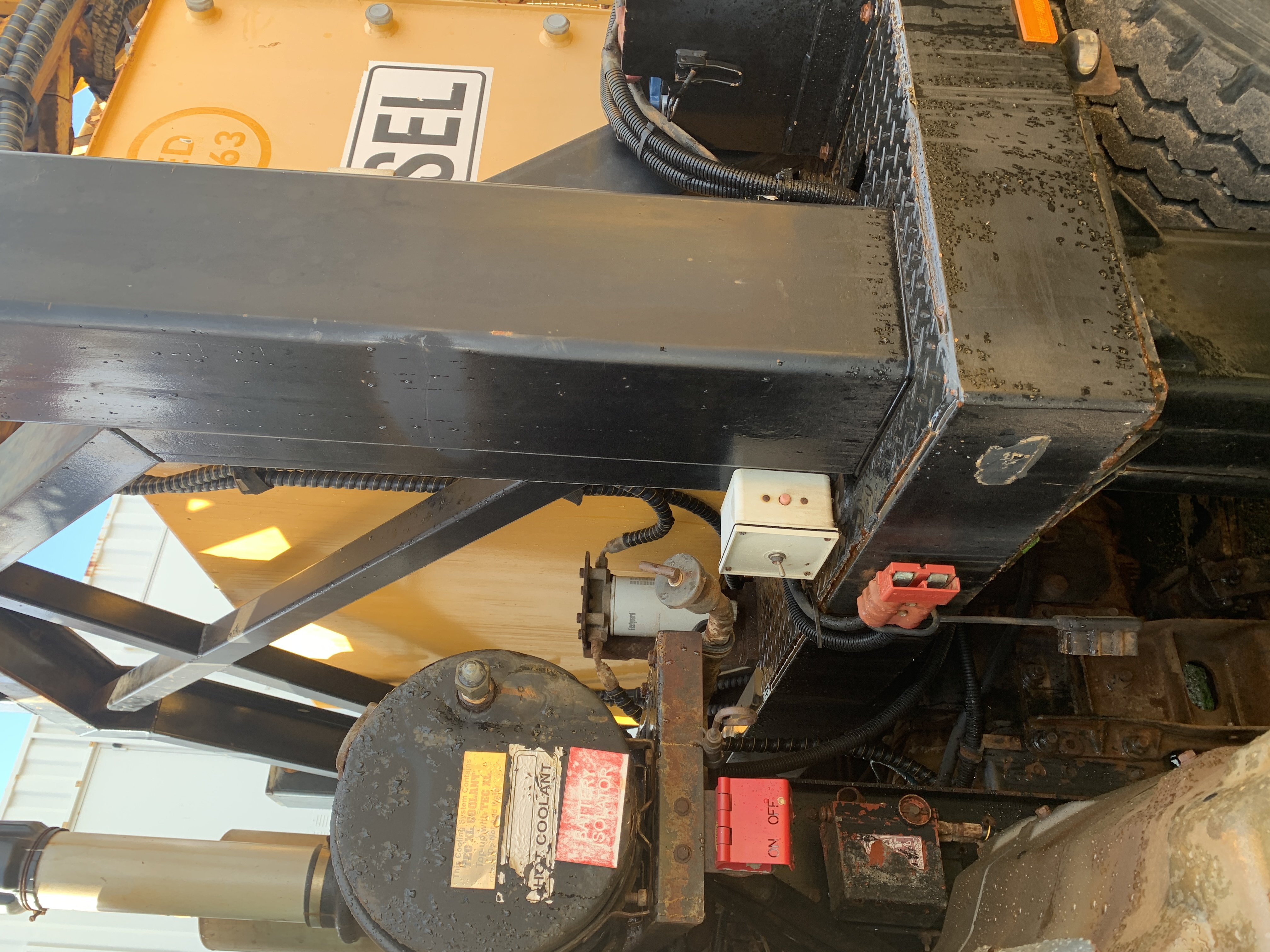 Drill Source for used drilling rigs KL 1500