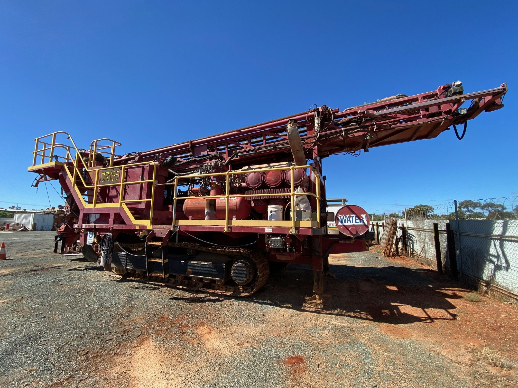T685-GC Schramm grade control rig from Drill Source