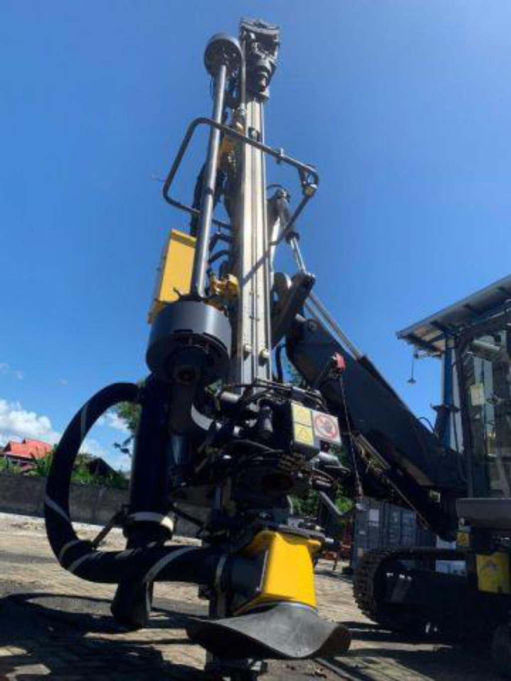2014 Epiroc D50 8 from Drill Source
