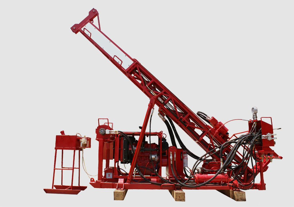 Max 195 - man / heli portable diamond drill rig