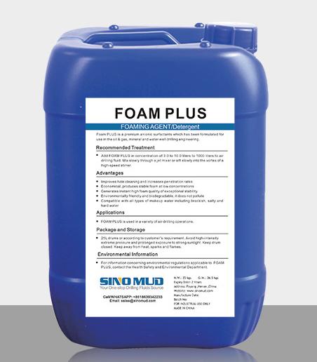 Drilling Foam Foam Plus