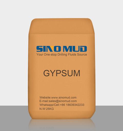 Gypsum - Sino Mud