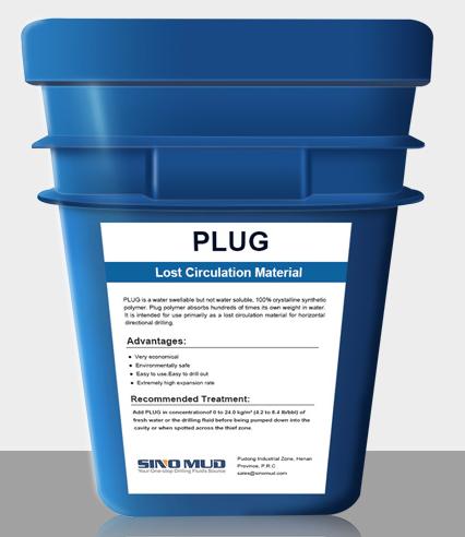 Lost Circulation Material PLUG