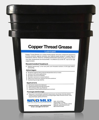 Grease Copper Thread Grease