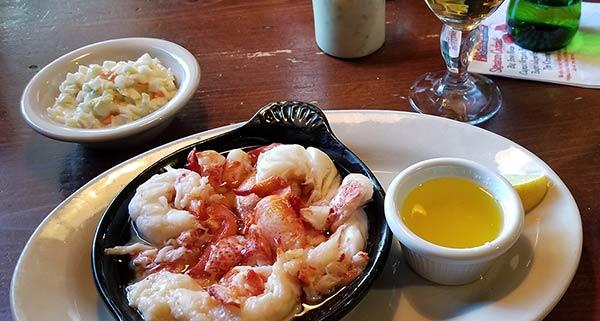 lazyman's lobster