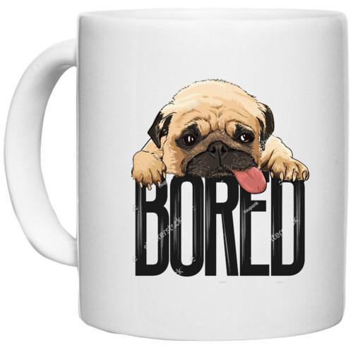 Pug | Pug Bored