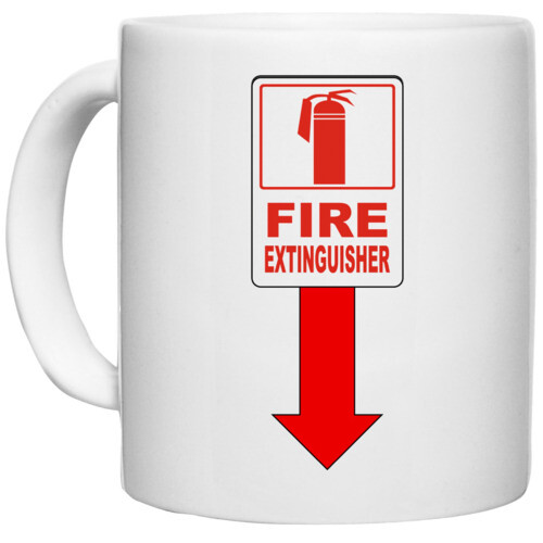 Fire | Fire Extinguisher