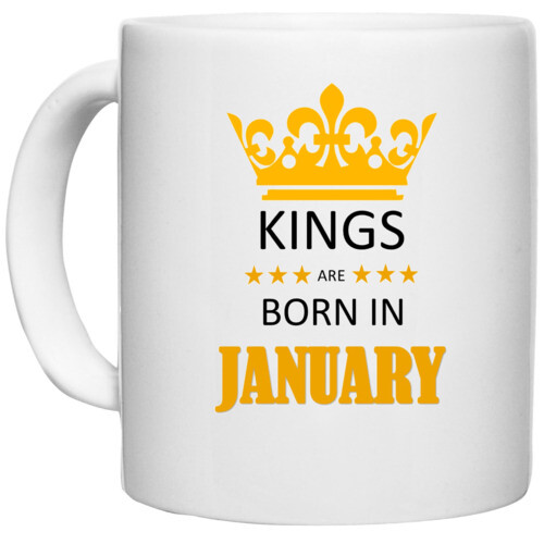 Birthday | Kings are born in January