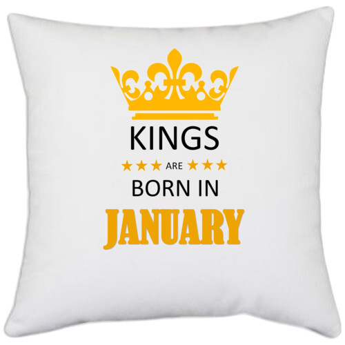 Birthday   Kings are born in January