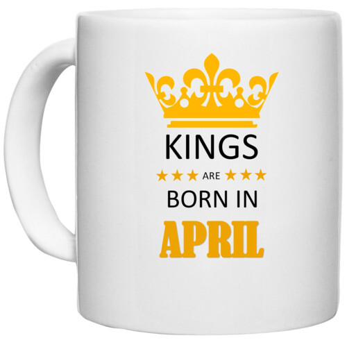 Birthday | Kings are born in April