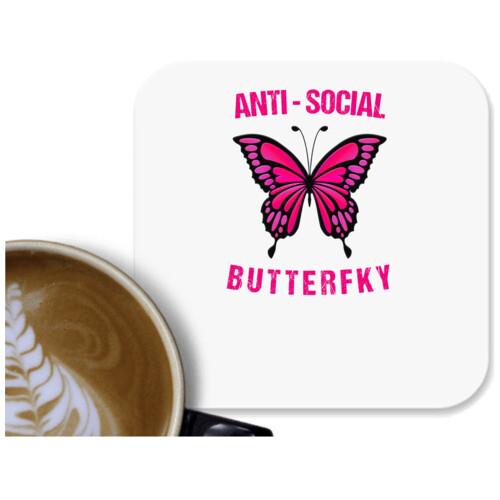 Butterfly | Anti Social butterfly