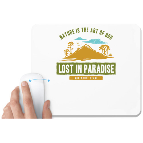 Adventure And lost in Paradise
