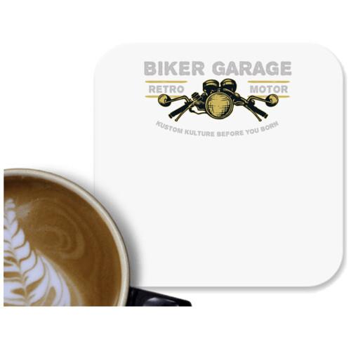 Bike garrage and retro motor