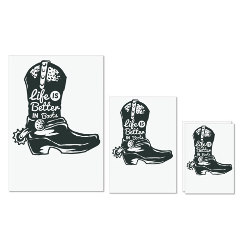 Boots | Life is better in boots