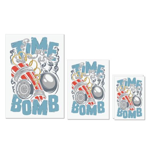 Bomb | Time bomb