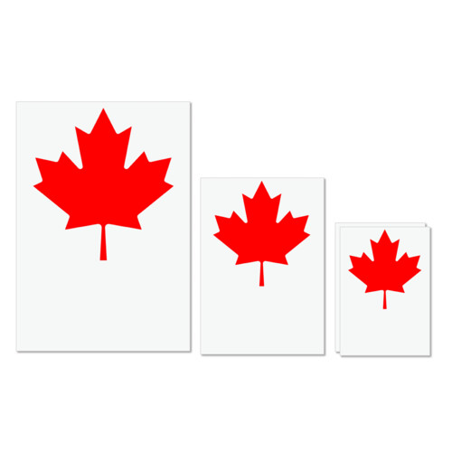 Canadian Flag | Canadian Maple leaf