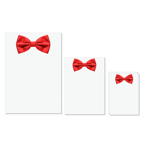 Bow tie | Red bow tie