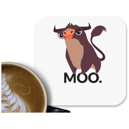 Cartoon | Bull moo
