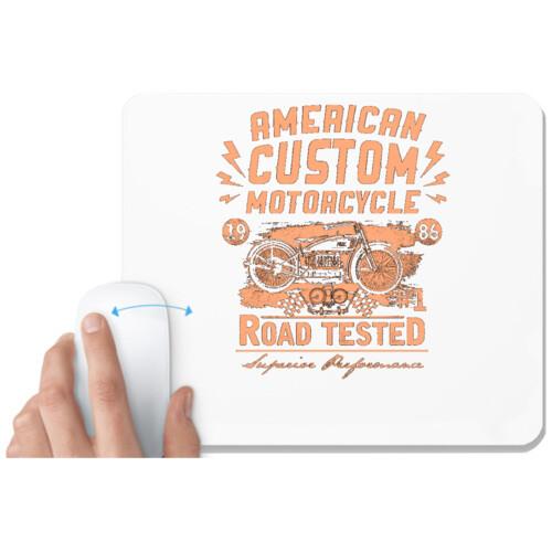 American Custom Motoracycle | Road Tested