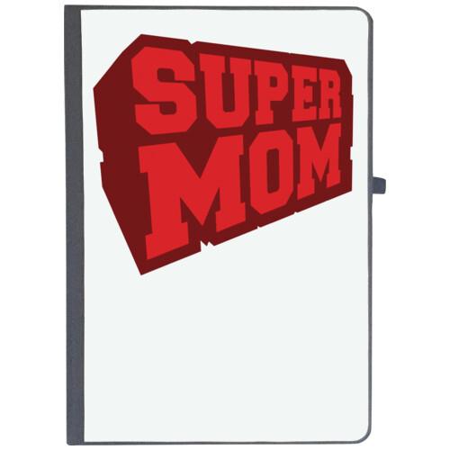 Mother, red | Super Mom