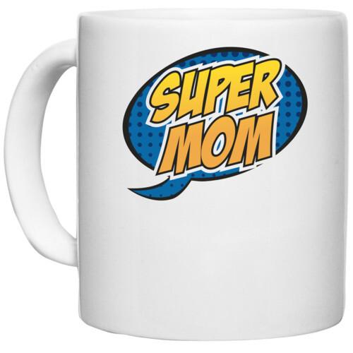 Mom, yellow | Super Mom