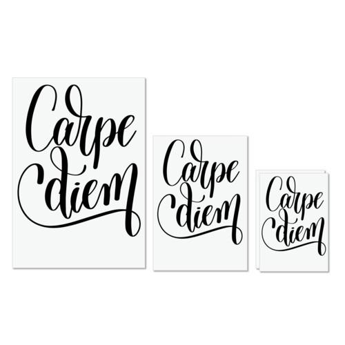 Calligraphy | Carpe Diem