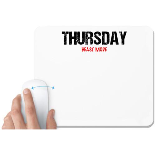 Beast Mode | Thursday Beast mode