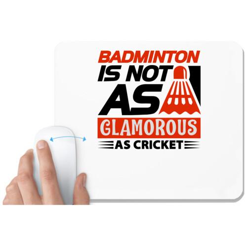 Badminton | Badminton is not as