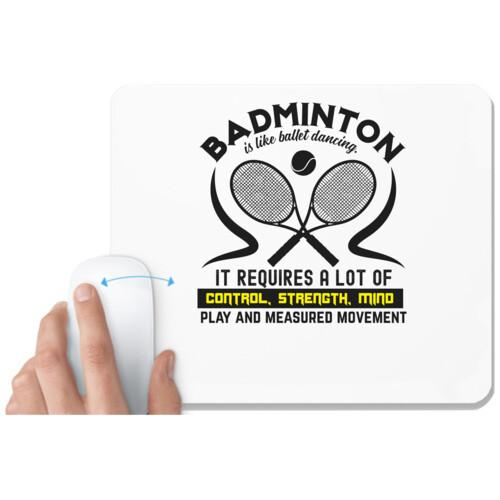 Badminton | BADMINTONis like ballet dancing