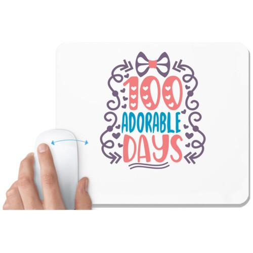 Adorable Days | 100 adorable days