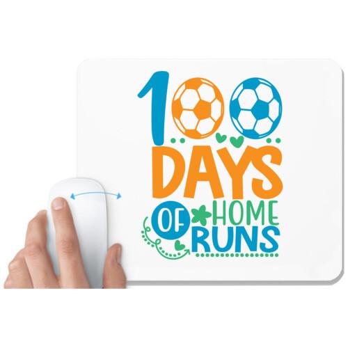 100 Days | 100 days of home runs