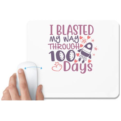 100 Days | i blassted my way through 100 days