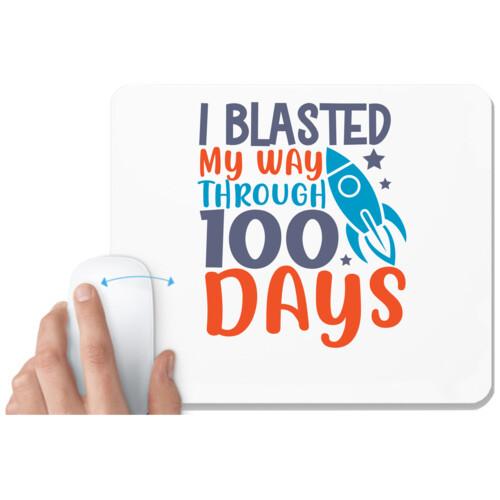 100 Days | i blasted on my way through 100 days