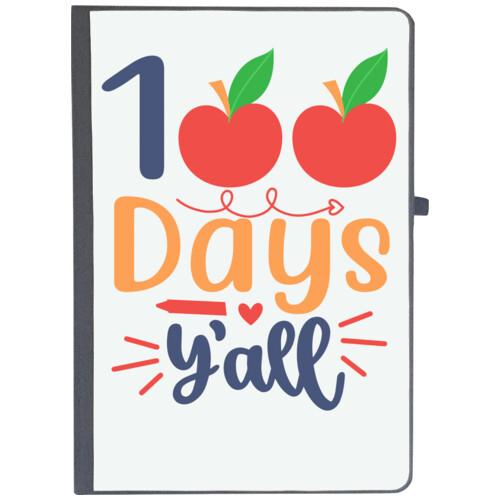 | 100 days y'all