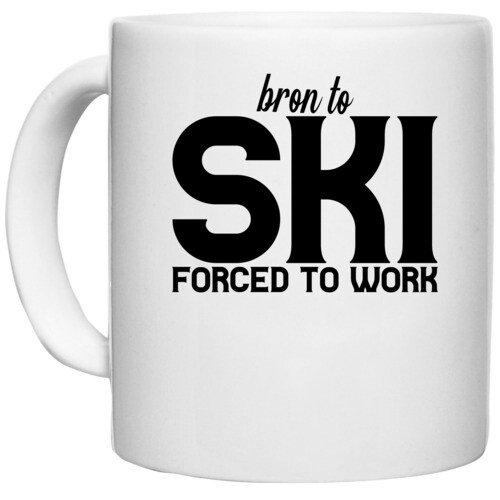 | bron to ski forced to work