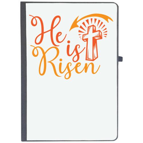 | he is risen