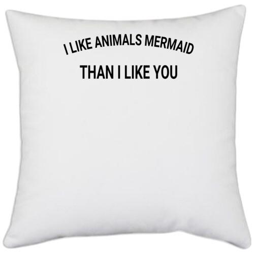 | I LIKE ANIMALS MERMAID