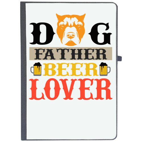 Father, Beer | Dog Father Beer Lover