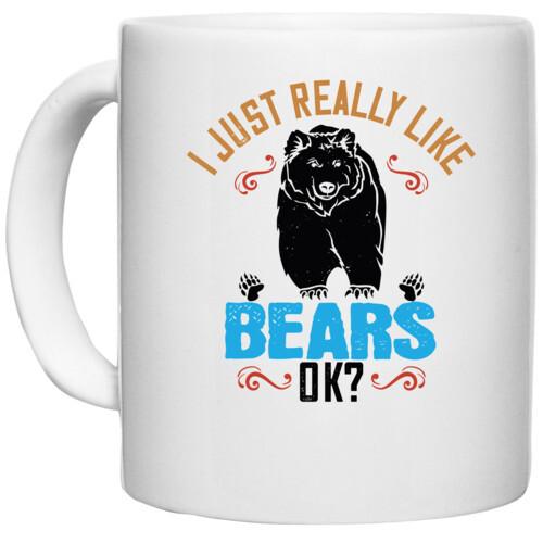 Winter, Bear   I just really like bears OK