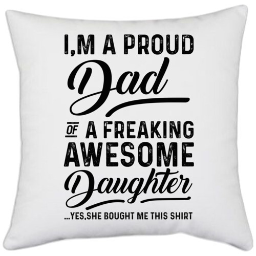 Father, Daughter | I' M A Proud