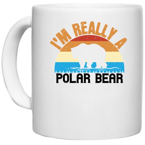 Winter, Bear   I'm Really A Polar Bear 02