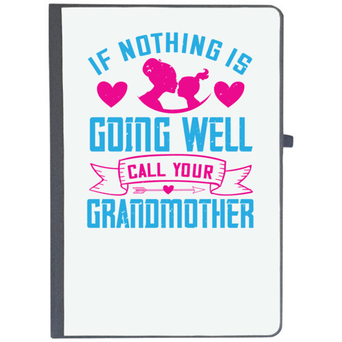 Grand Mother | If nothing is going well, call your grandmother