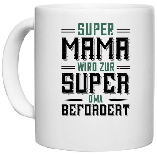 Papa, Father   super mama wird zur