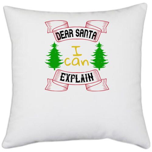 Christmas | Dear Santa, I can explain