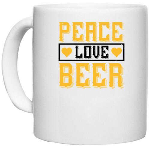 Beer   Peace, love, beer
